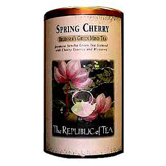 Spring Cherry Display Tin