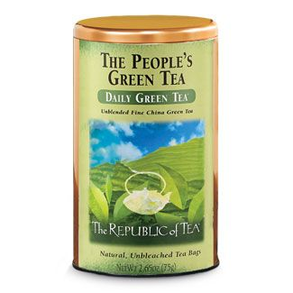 The People's Green Display Tin