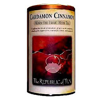 Cardamon Cinnamon Display Tin