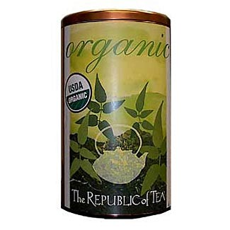 Organics Display Tin