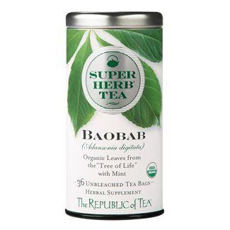 Organic Baobab SuperHerb® Tea Bags