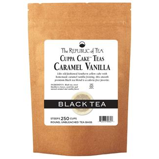 Caramel Vanilla Cuppa Cake™ Tea Bags