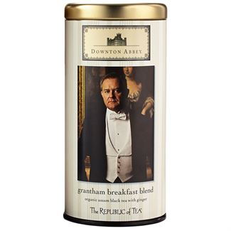 Downton Abbey® Organic Grantham Breakfast Blend Tea Bags