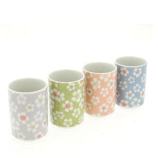 Spring Blossom Tea Cups