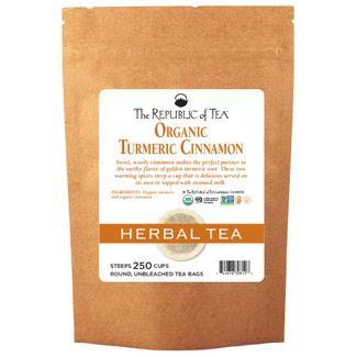 Biodynamic® Turmeric Cinnamon Tea Bags