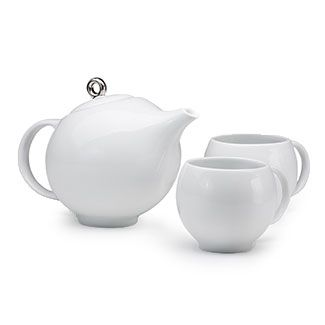 Eva Porcelain Tea Set