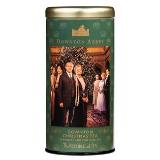 Downton Abbey® Christmas Tea Bags