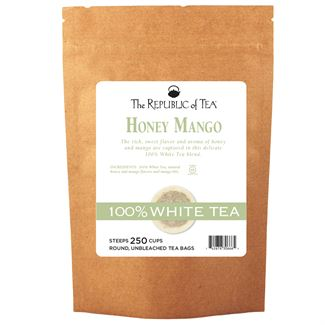 Honey Mango 100% White Tea Bags