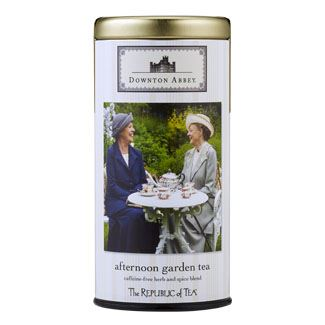 Downton Abbey® Afternoon Garden Tea