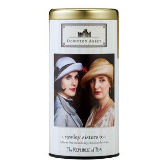 Downton Abbey® Crawley Sisters Tea
