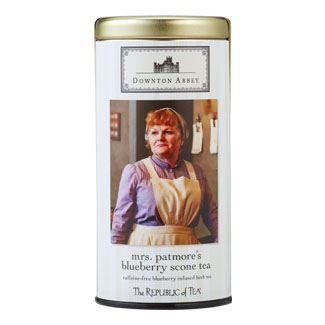 Downton Abbey® Mrs. Patmore's Blueberry Scone Tea