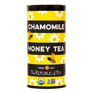 Organic Chamomile Honey Herb Tea