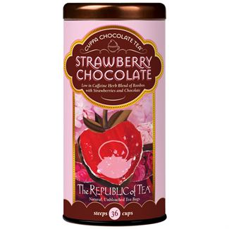 Strawberry Cuppa Chocolate Tea Bags