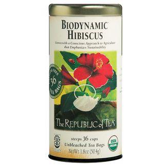 Biodynamic® Hibiscus Tea Bags