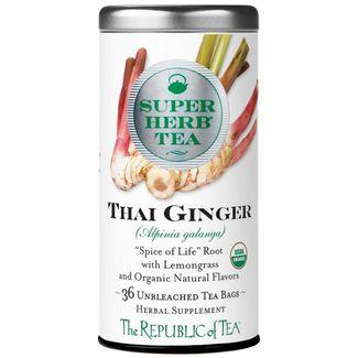 Organic Thai Ginger SuperHerb® Tea Bags