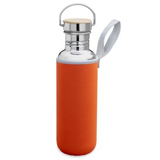 Stainless Travel Bottle with Neoprene Cozy