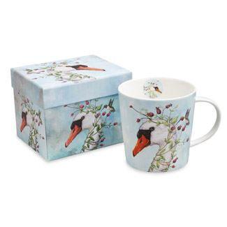 Birds of a Feather Boxed Mug