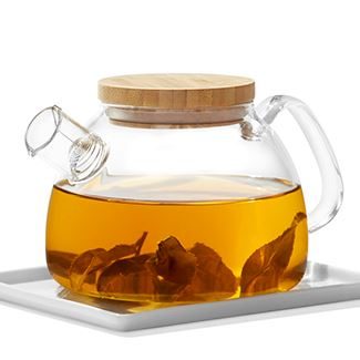 Flow Teapot