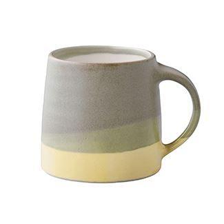 Moss Green Boho Mug