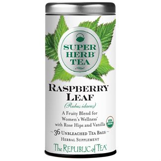 Organic Raspberry Leaf SuperHerb® Tea For Women's Health