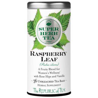 Organic Raspberry Leaf SuperHerb® Tea For Women's Health