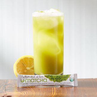 Organic U•Matcha® Single Sips&#174