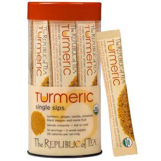 Organic Turmeric Single Sips®