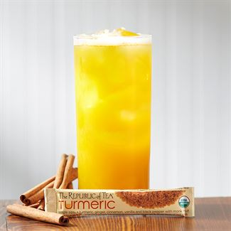 Organic Turmeric Single Sips®