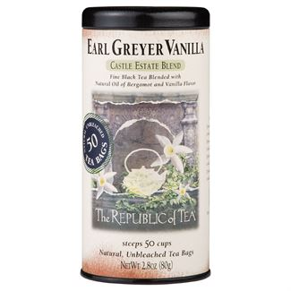 Earl Greyer Vanilla Black Tea Bags