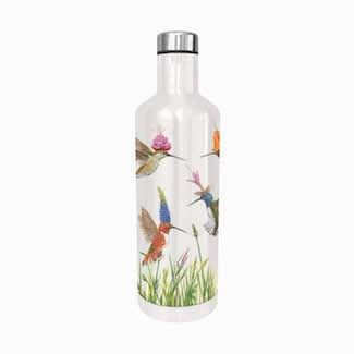 Festive Hummingbirds Water Bottle
