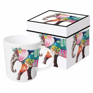 Royal Elephant Boxed Mug