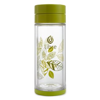Lively Leaves Travel Bottle