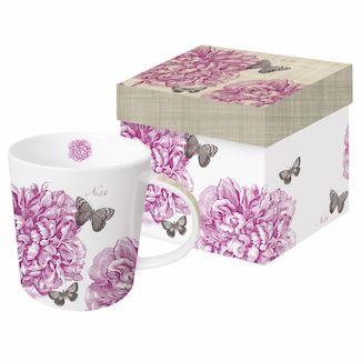 Beautiful Botanical Boxed Mug