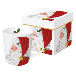 Old St. Nick Boxed Mug