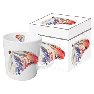 Watercolor Butterfly Boxed Mug