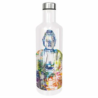 Chromatic Buddha Water Bottle