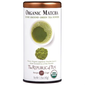 Organic Full-Leaf Matcha