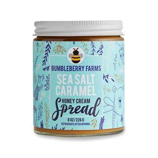 Sea Salt Caramel Honey Cream