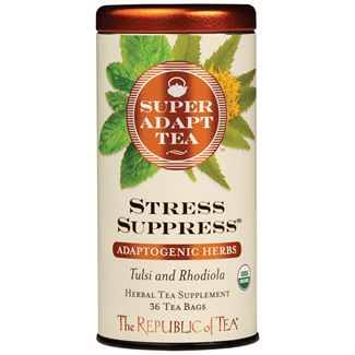 SuperAdapt Stress Suppress Tea