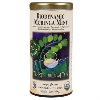 Biodynamic Moringa Mint