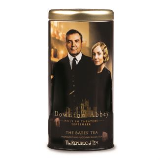 Downton Abbey The Bates Tea