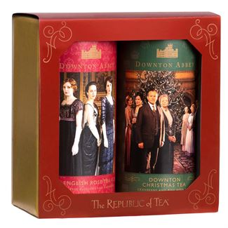 Downton Abbey® Tea Holiday Collector's Set