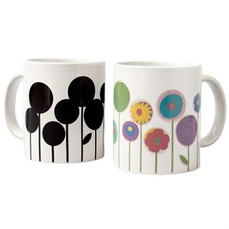 Flowering Morph Mug