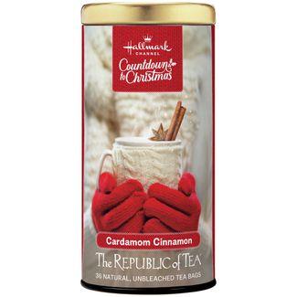 Hallmark Channel Countdown to Christmas<br>Cardamom Cinnamon Tea Bags
