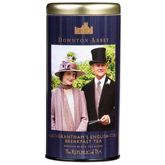 Downton Abbey® Grantham's English Breakfast Tea