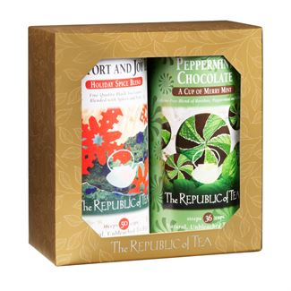 Holiday Gift Set (2 tin set)