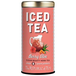 Beautifying Botanicals™ Berry Aloe Iced Tea Bags