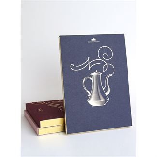 Downton Abbey® Deluxe Notepad - Kettle