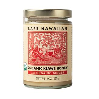Rare Hawaiian Ginger Honey