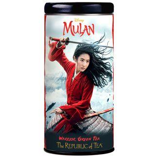 Mulan Warrior Green Tea